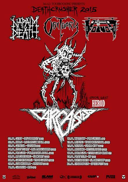NapalmDeath-tour