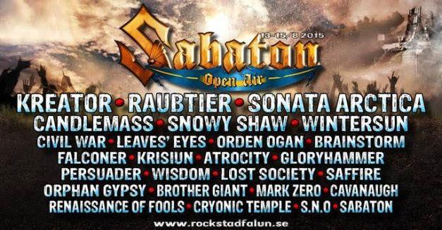 Sabaton Show