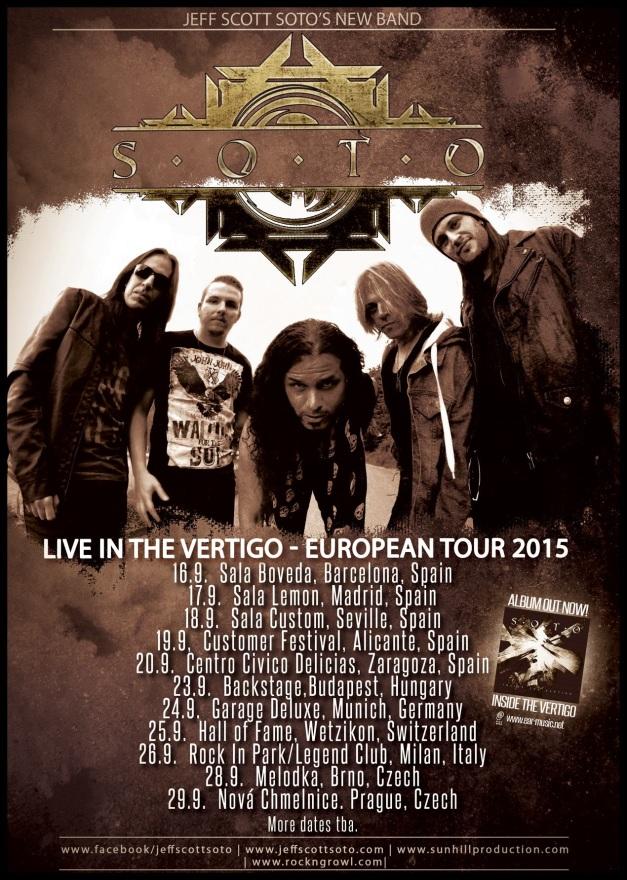 Soto Tour 2015