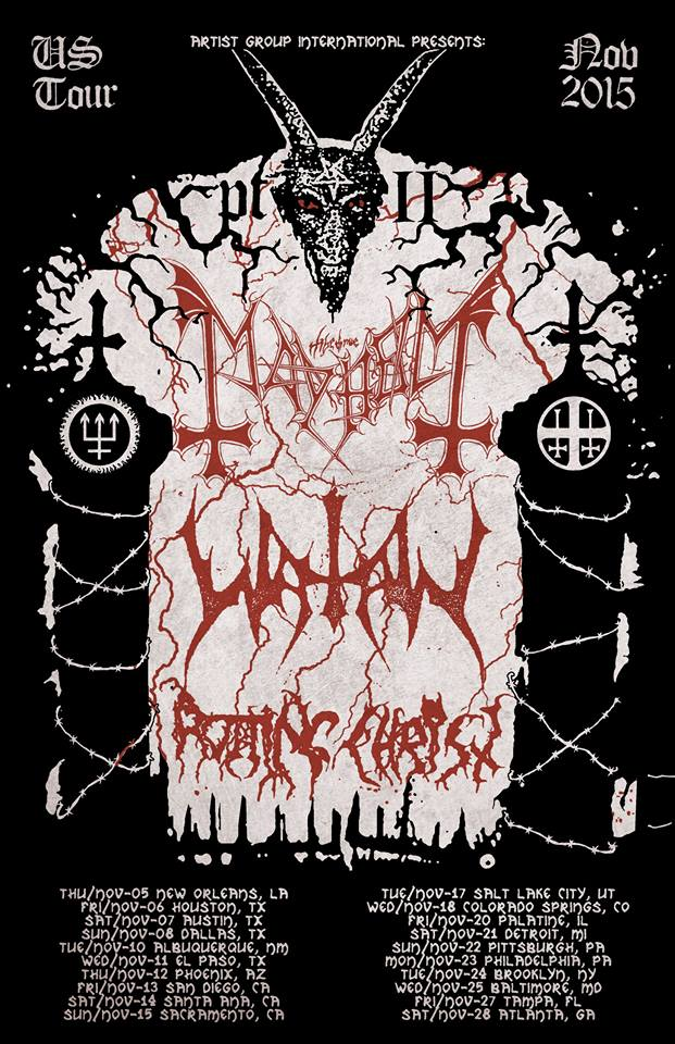 Watain-Mayhem