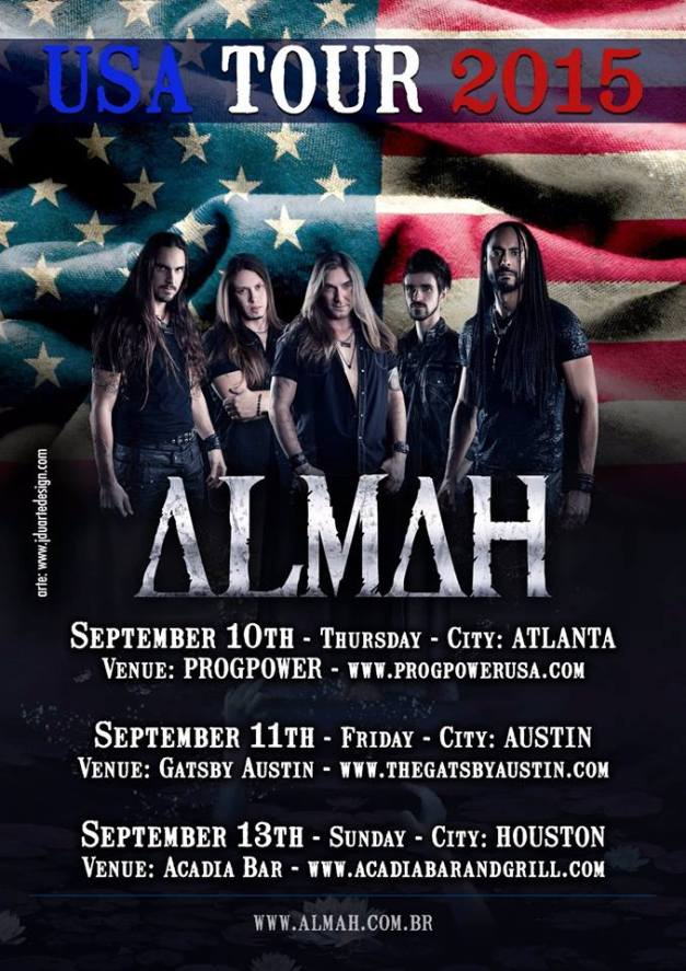 Almah-US-tour