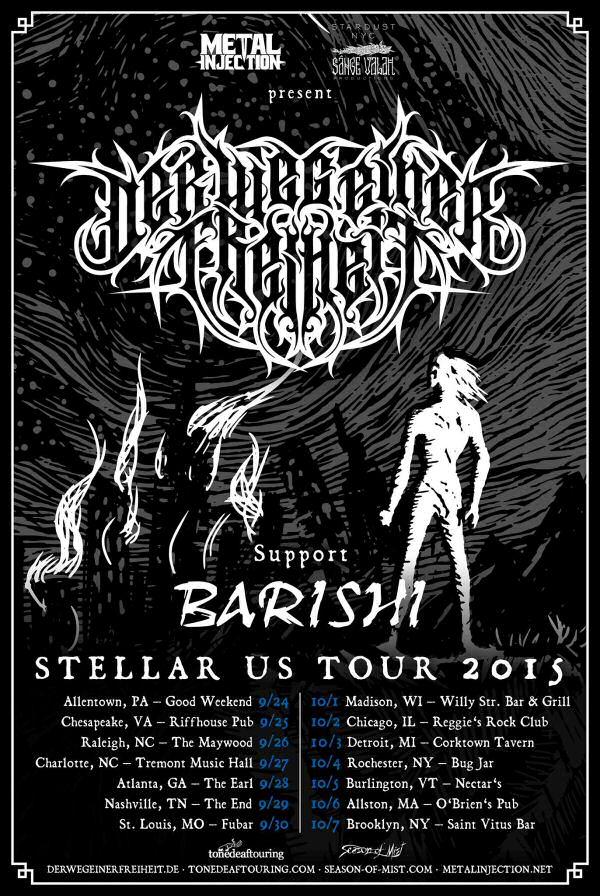 Barishi-tour