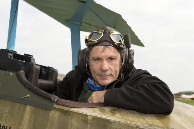 BruceDickinson-Fokker