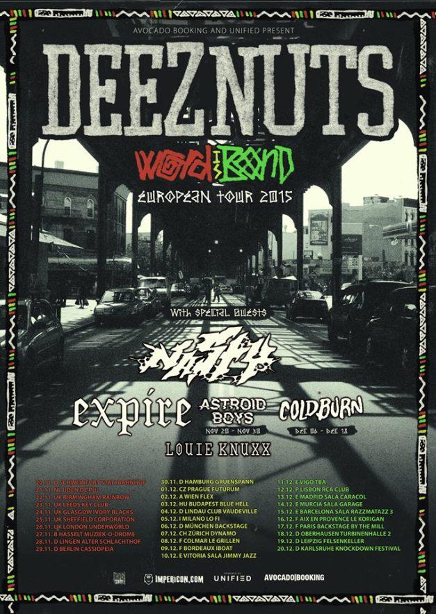 DeezNuts-Euro-tour