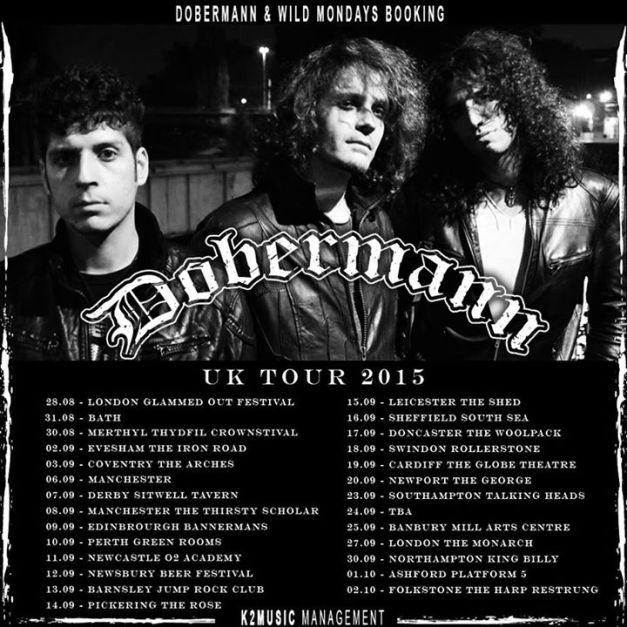 Doberman-uk-tour