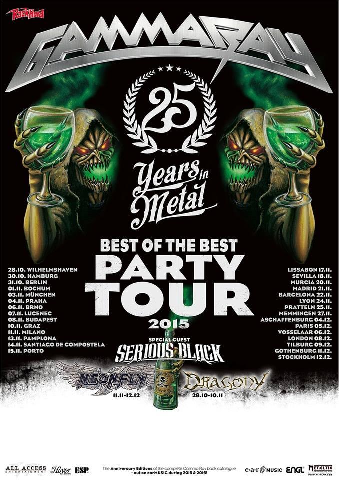 GammaRay-tour