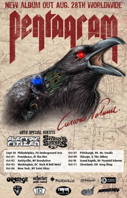 Pentagram-tour