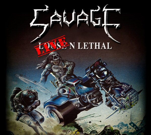 Savage-live-cover