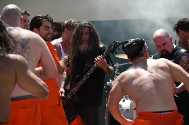 Slayer Vid Shoot 1