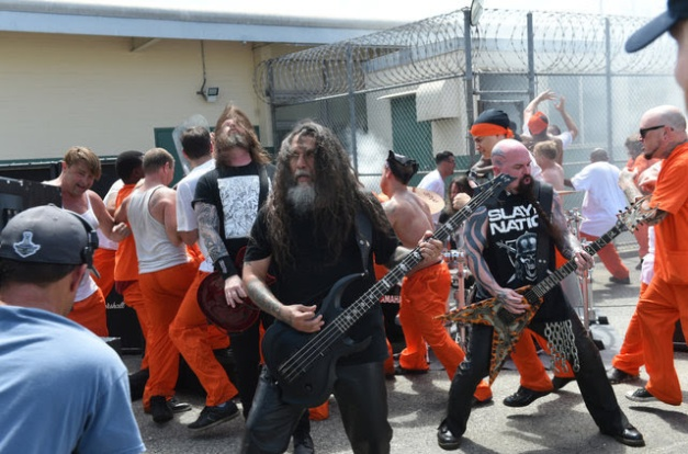 Slayer Vid Shoot 2