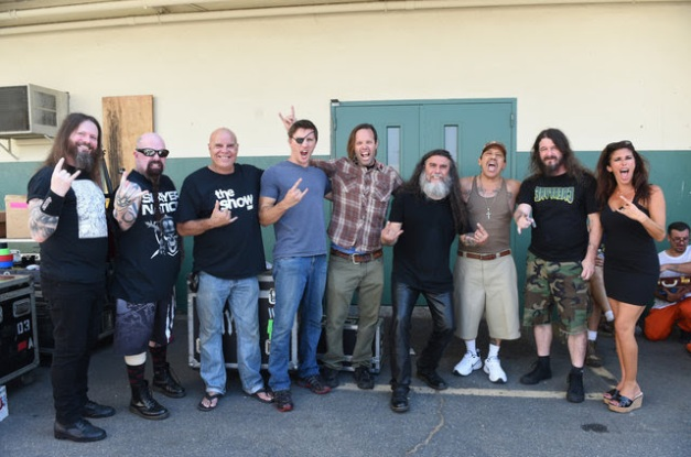 Slayer Vid Shoot 4
