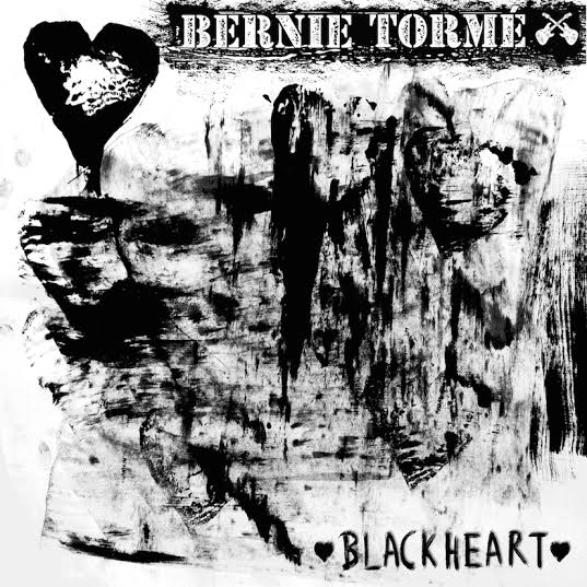 Bernie Torme Cover Art
