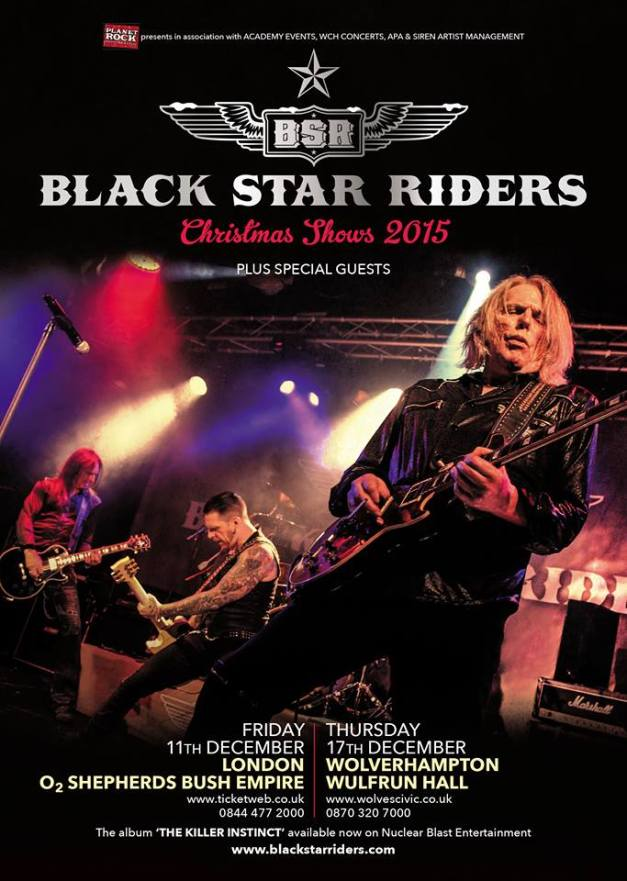 BlackStarRiders-XmasShow