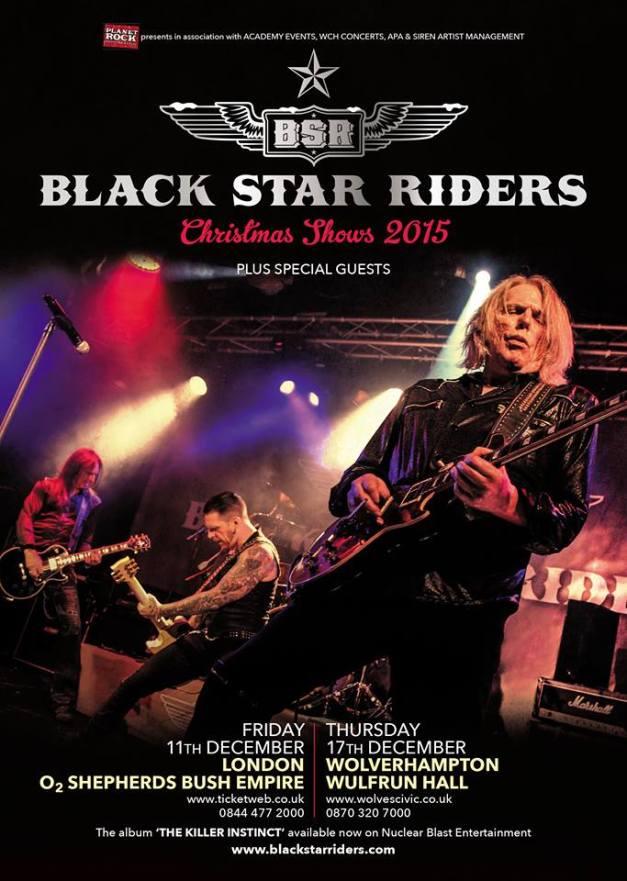 BlackStarRiders-XmasShow