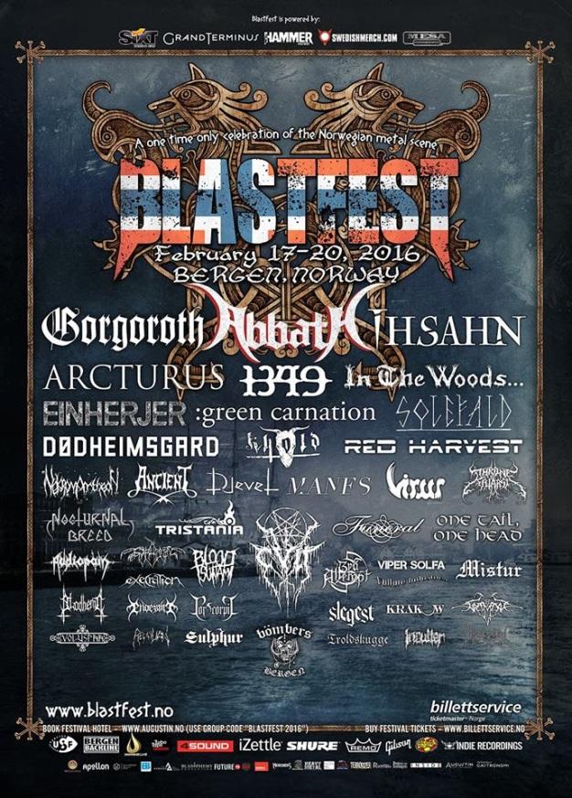 Blastfest Large 2016