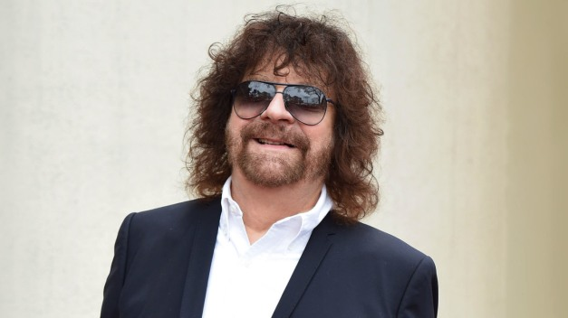 HOLLYWOOD, CA - APRIL 23:  Musician Jeff Lynne is honored with a star on the Hollywood Walk of Fame on April 23, 2015 in Hollywood, California.  (Photo by Axelle/Bauer-Griffin/FilmMagic)