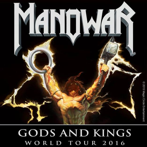 Manowar-tour