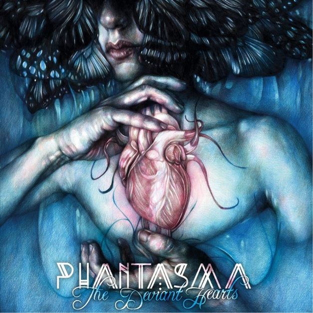 Phantasma Cover Art