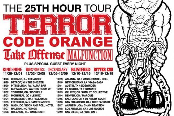 Terror-tour
