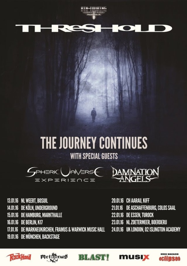 Threshold Tour 2015