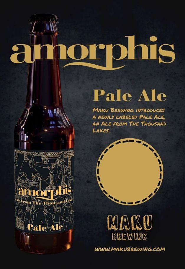 Amorphis Ale