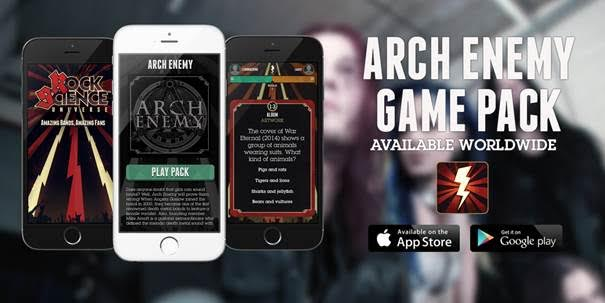 Arch Enemy Game pack