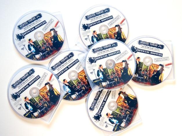 Bernie Torme DVD