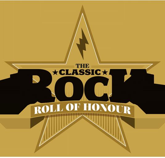 Classic Rock Awards Logo