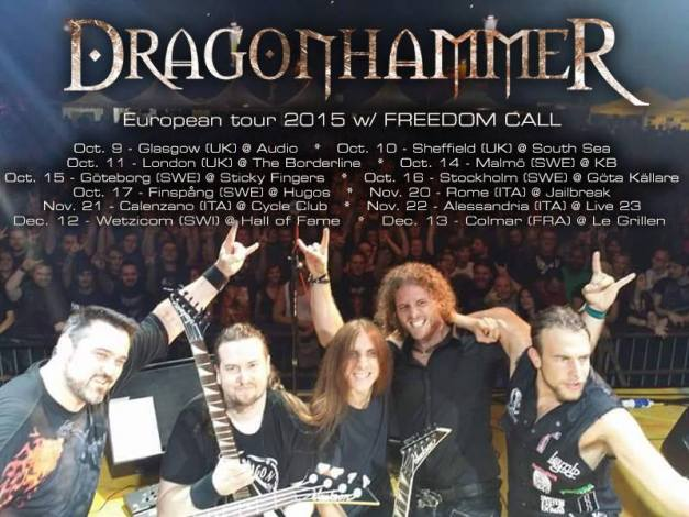 Dragonhammer-FreedomCall