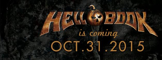 Helloween Hell Book