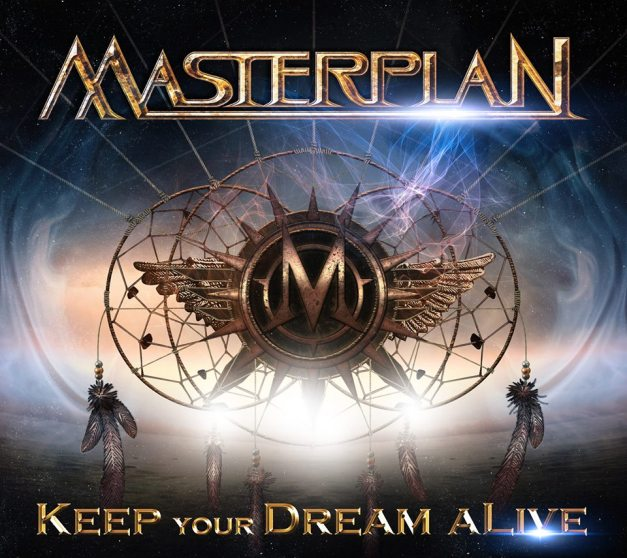 Masterplan Cover Art