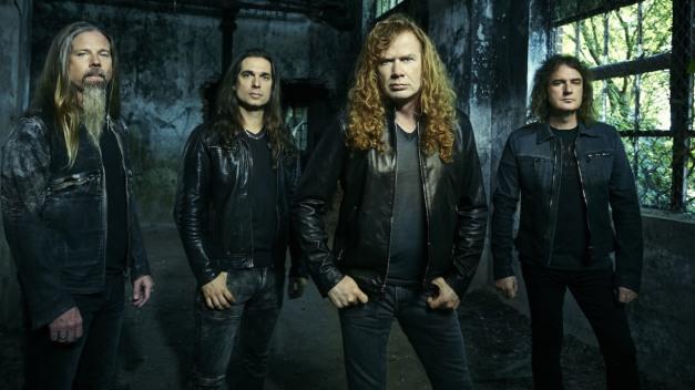 Megadeth Band Pic