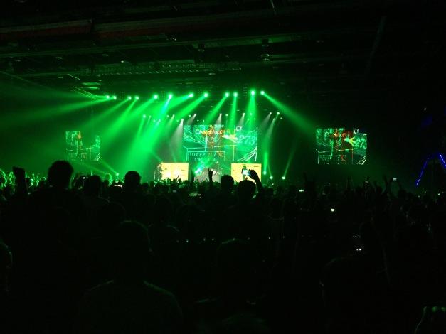 Megadeth Beijing