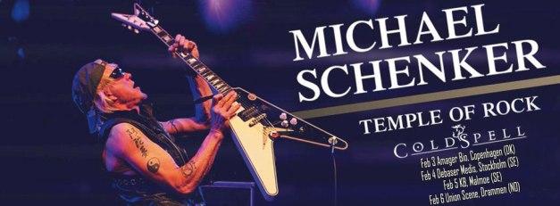 Michael Schenker Coldspell