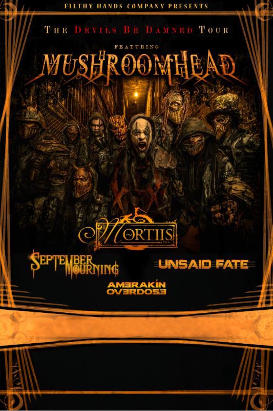 Mortiis-tour