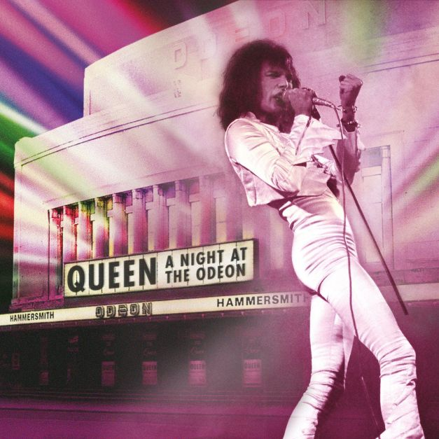 Queen A Night at the Odeon Pic