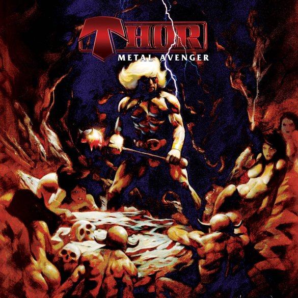 THOR-METAL-AVENGER