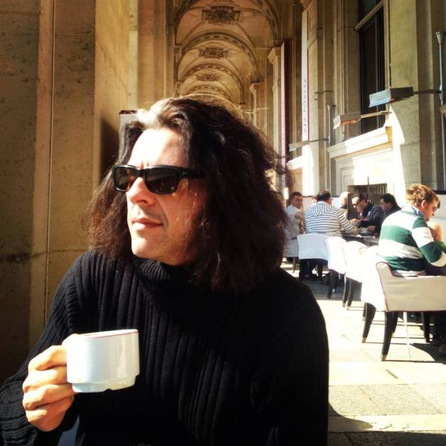 Alex Skolnick Paris