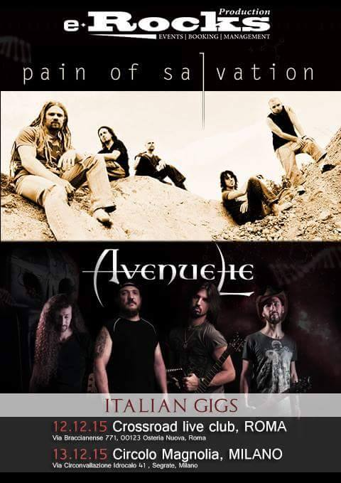 AvenueLie-PainOfSalvation-poster