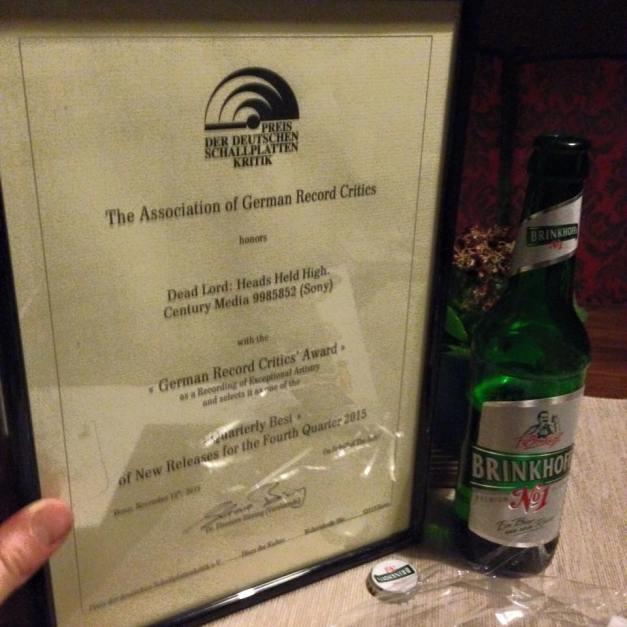 DeadLord-award