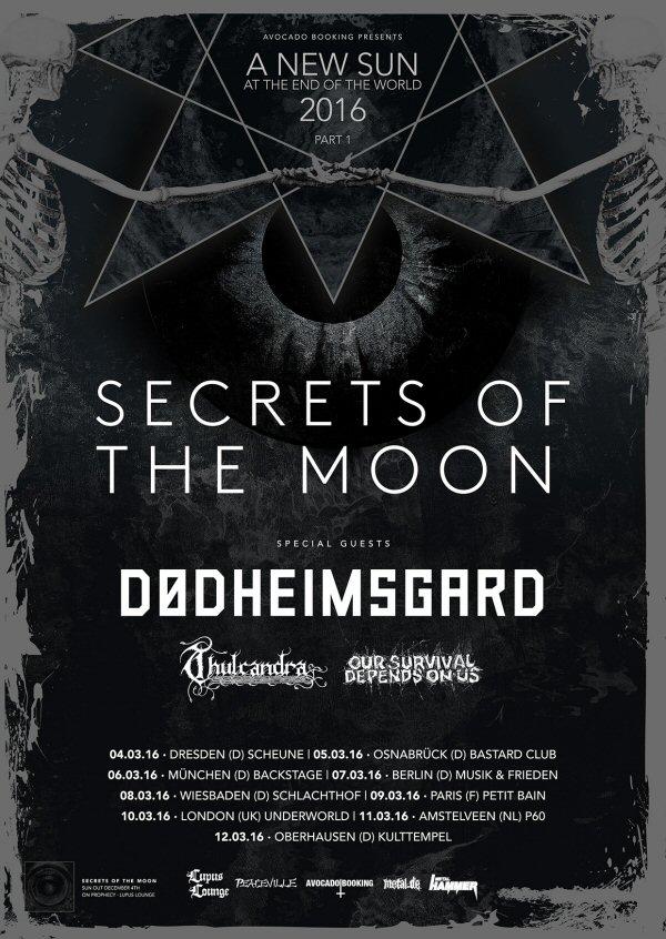 Dodheimsgard-tour