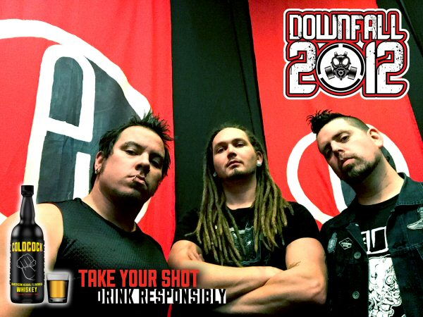 Downfall 2012-Coldcock Whiskey