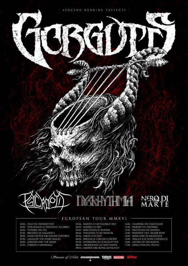Gorguts-tour