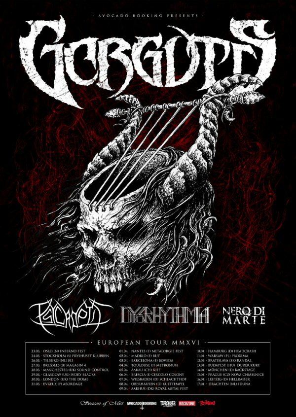 Gorguts-tour