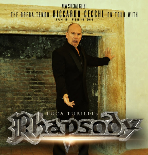 Luca Turilli Rhapsody