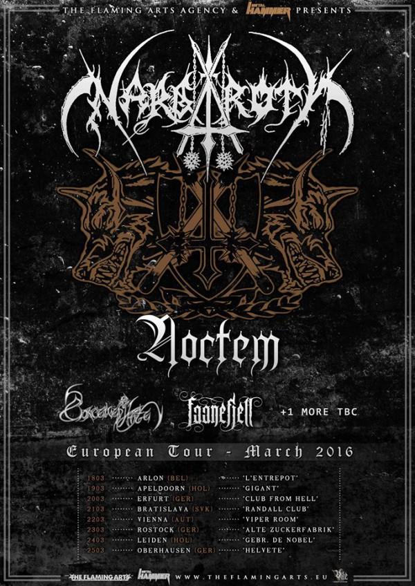 Noctem + Nargaroth Tour
