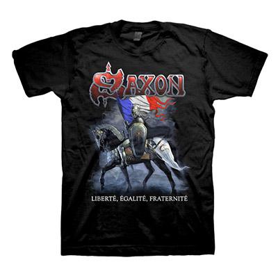 Saxon Tshirt Nick Alexander