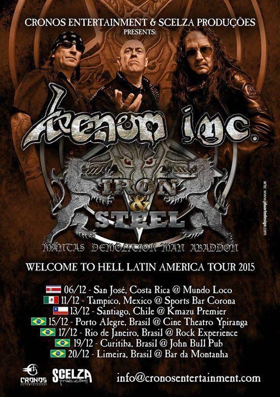 VenomInc-LatinAmericanTour