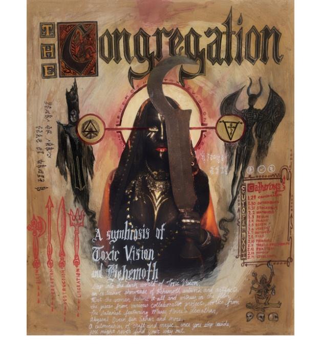 Behemoth The Congregation