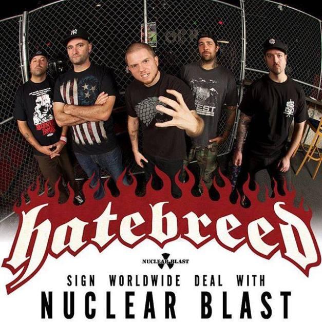 Hatebreed-NuclearBlast